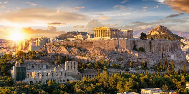 AINTZIN AROA: GREZIA eta ERROMA