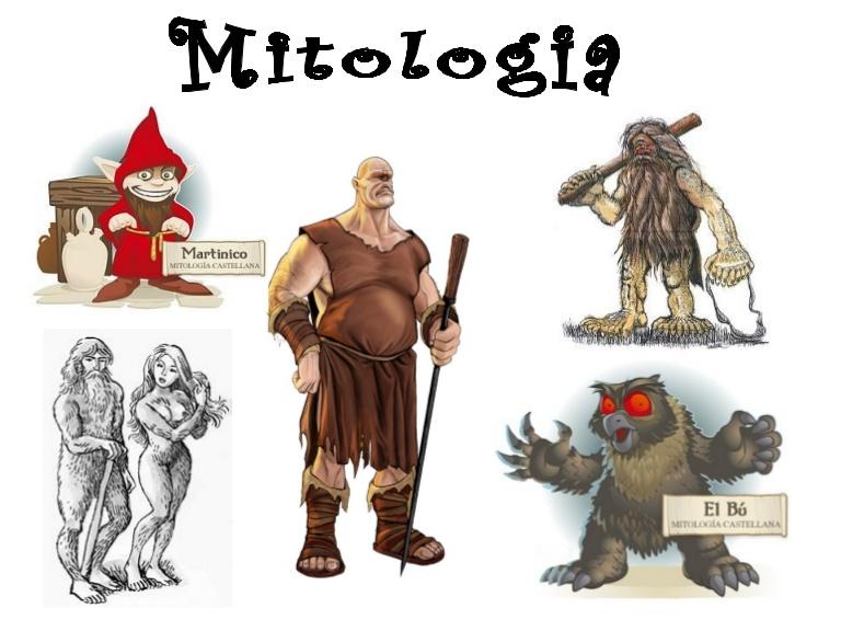 EUSKAL MITOLOGIA PROIEKTUA / PROYECTO MITOLOGÍA VASCA
